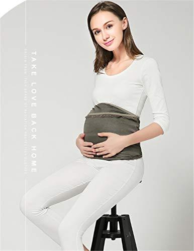 BABIFIS Strahlenschutz-Schutzblech für Schwangere, Anti-Strahlung Bequemes Stilvolles Antibakterium für die Chefs, die Backen-Küche Kochen (Schild Baby-elektronisches)