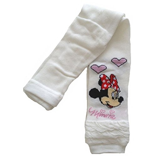 Leggings Tights Minnie Mouse (A) 2/4 Jahre, 4/6 Jahre, 6/8 Jahre (Petite-strumpfhose)
