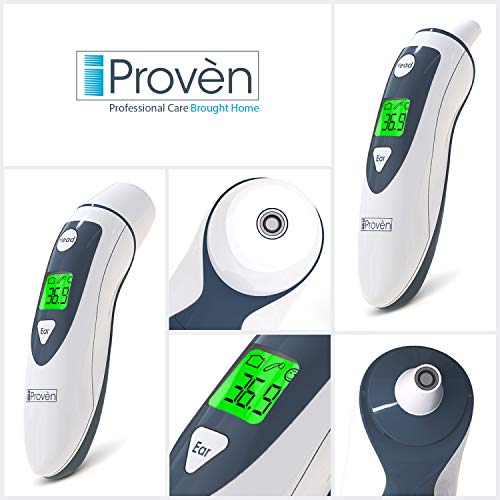 iProvèn DMT-489 Ohr – Stirn Thermometer DMT-489 - 5