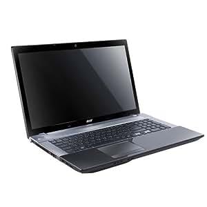 "Acer Aspire V3-771G-73636G1TMaii NLED17.3 FULL HD Ordinateur portable 17,3"" (43,25 cm) Intel Core i7-3632QM 1,33 GHz 1000 Go 6000 Mo NVIDIA GeForce GT 710M Windows 8 Iron"