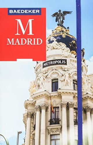 Baedeker Reiseführer Madrid: mit praktischer Karte EASY ZIP