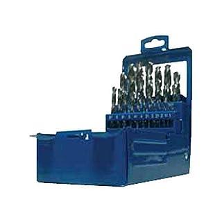 Arboledas–HSS Drill Bit Est. 25P. Metal. 113005p
