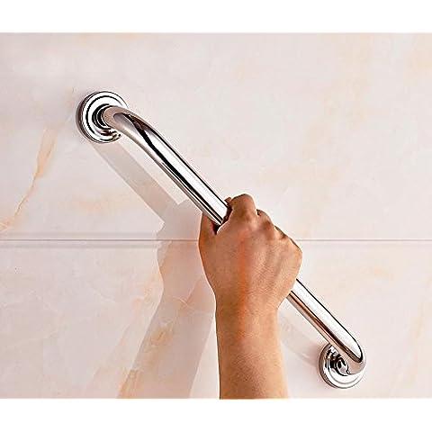 ssby 304acciaio inossidabile, spessore WC bagno guide per gli anziani, vasca da bagno da parete con manico antiscivolo
