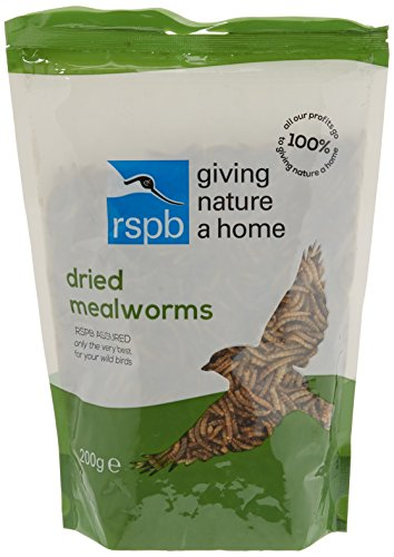 Coupon Matrix - RSPB 200g Dried Mealworms