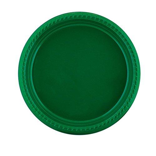 Garcia de pou Assiette De Couleur 26 Cm Vert Ps - 500 unités
