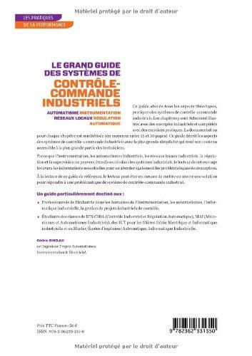 Le grand guide des systèmes de contrôle-commande industriels