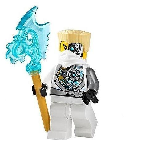 LEGO Ninjago TM Techno Robe Zane Nindroid
