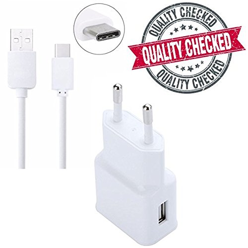Captcha Leeco Le 1S Eco Compatible Certified Usb Type-C Charging + Data Sync Cable With 2Amp Adaptor