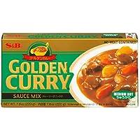 S&B Foods Golden Curry Medium Hot - 240 gr