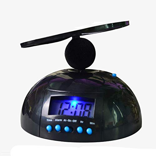Vuelo Reloj Despertador Loco Helicóptero Repetición