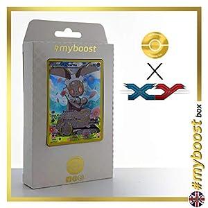 MAGEARNA XY186 Full Art - #myboost X XY - Caja de 10 Cartas Pokémon inglesas
