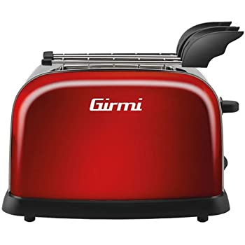 Girmi GIR0TSP55R Grille-Pain Rouge
