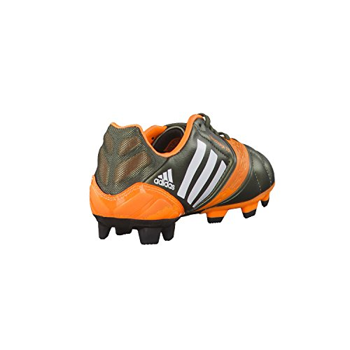 adidas Kinder Fussballschuhe nitrocharge 2.0 TRX FG J Schwarz