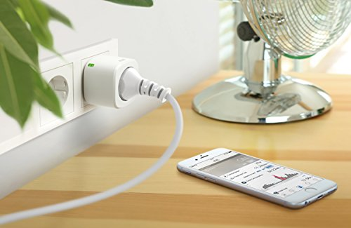 Elgato Eve Energy – Kabelloser Stromsensor & Schalter mit Apple HomeKit-Unterstützung - 4