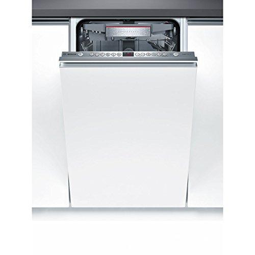 41jq8QDx%2B4L. SS500  - Bosch SPV66TX00G Built-In A++ Rated Slimline Dishwasher -Stainless Steel