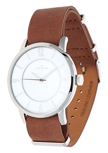 Tom Tailor Homme Montre Brun 5416903