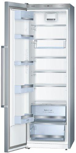 Bosch KSV36AI41 Series 6 Kühlschrank / A+++ / 75 kWh/Jahr / Kühlen: 348 L / Edelstahl / Superkühlen / Flexshelf