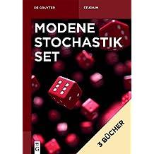 [Lehrbuch-Set Moderne Stochastik] (De Gruyter Studium)