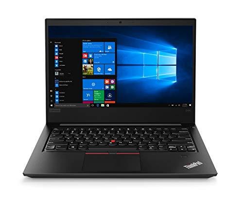 Lenovo ThinkPad E480 - Ordenador portátil de 14'' (Intel Core i5-8250U, DDR4 de 8 GB 2 DIMM, 500 GB HDD, Windows 10 Pro)