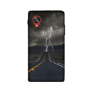 Yashas High Quality Designer Printed Case & Cover for LG Google Nexus 5 (Pathway)