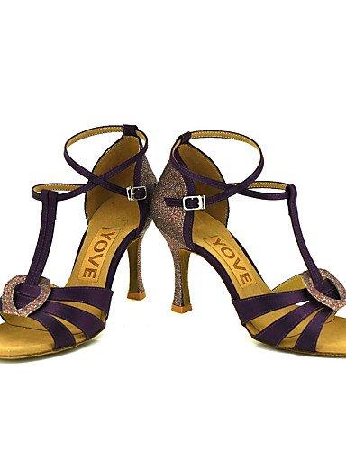 Sandales Femmes personnalisables mode moderne's Profession Chaussures de danse Black