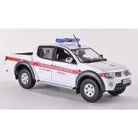 Mitsubishi L200, Polizia Municipale Grosseto, policia (I) , Modelo de Auto, modello completo, Vitesse 1:43