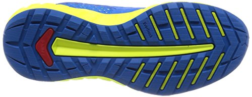 Puma Ignite Ultimate Lay, Running Homme Bleu(Blue/White/Yellow 03)