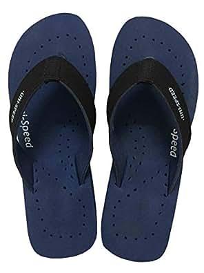 291254c9dc2 ... UNISPEED Women s Diabetic Care + Super Soft Flip-Flops (Navy Orthopedic  Slippers)