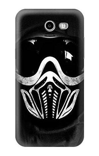 Innovedesire Paintball Mask Hülle Schutzhülle Taschen für Samsung Galaxy J3 Emerge, J3 Prime, J3 Eclipse, Express Prime 2, Amp Prime 2, J3 Luna Pro, J3 Mission, Sol 2