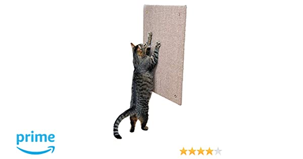 50 x 70 cm Brown Trixie Hanging Scratching Board for Cat