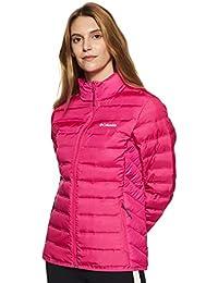 Columbia Lake 22 Jacket Anorak, Mujer, Rosa (Cactus Pink), XS