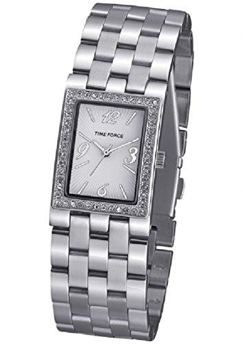 Time Force Montres TF3265M01 - Orologio da polso da uomo colore nero