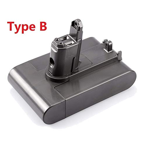 LENOGE 22,2V 3000mAh Li-ion Akku für Dyson DC35 DC45 DC44 DC31 DC34 917083-01 Handheld Staubsauger Type B