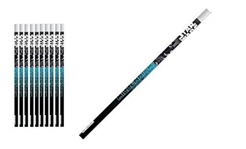 Star Wars- 10 x Bleistifte -hochwertig- mit Radiergummi - tolle Geschenkidee für Kinder M01 (Wunsch Bleistift)