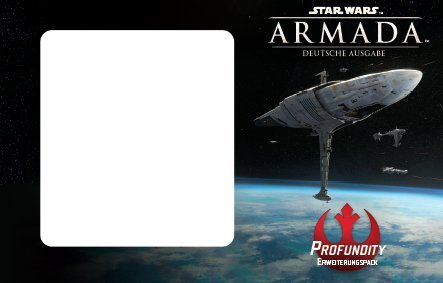 Fantasy Flight Games FFGD4325 Star Wars: Armada-Profundity Erweiterungspack Deutsch Tabletop Spiel