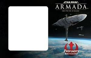 Fantasy Flight Games FFGD4325 Star Wars: Armada-Profundity - Juego de Mesa (Contenido en alemán)