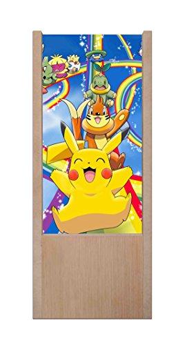 Lmpara-de-mesa-de-madera-Pokemon–Pikachu