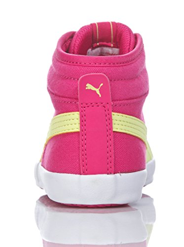Puma , Sneakers Basses garçon Violet - aubergine