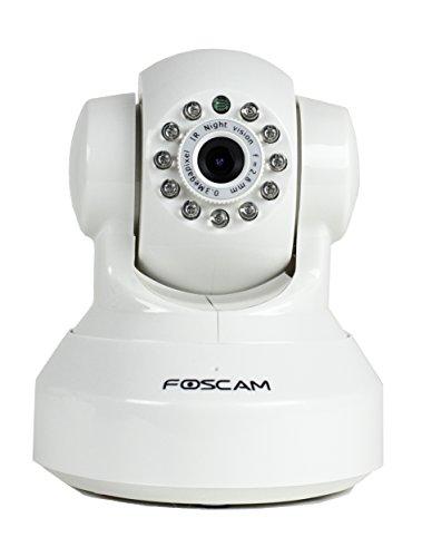 Foscam FI8918W Webcam (Tag/Nacht) weiß (Cam Foscam Ip)