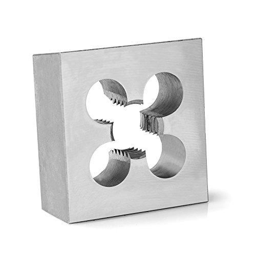 UNF 3/8-24 THÜRMER Tools quadratisch Schneideisen NO. 1 HSSE STANDARD