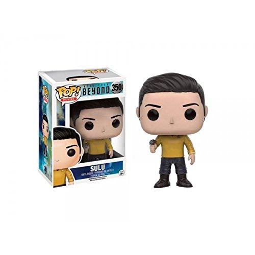 Star Trek Beyond Sulu Vinyl Figure 350 Figura de colección Standard