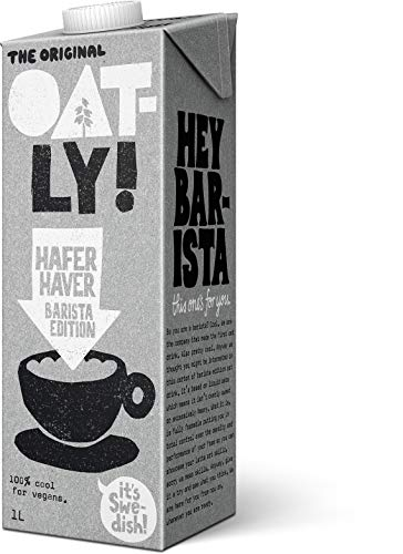 Oatly - Oat Drink - Barista Edition - 1L (Case of 6)