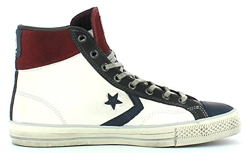 homme CONVERSE haute baskets 155136C STAR PLAYER HI Bianco-blu
