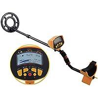 HUKOER MD-9020C Detector de Metales de Alta precisión Buscador de Metales Gold Digger Bobina