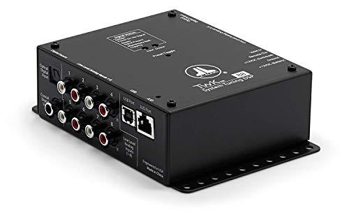 Jl Audio Auto Stereo (JL Audio TwK-88 System Tuning Digital Signal Processor 8-Kanal Eingang und Ausgang)