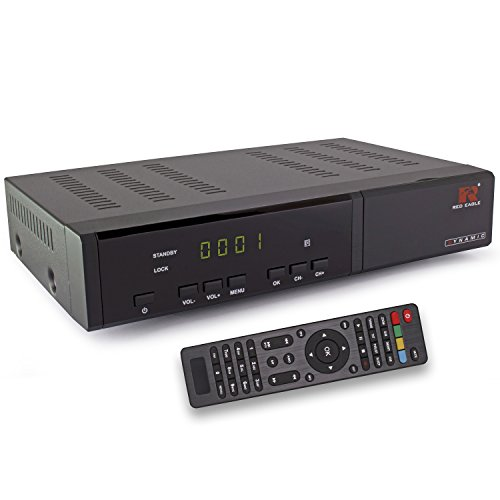 Red Eagle Dynamic Full HD IPTV Sat Receiver