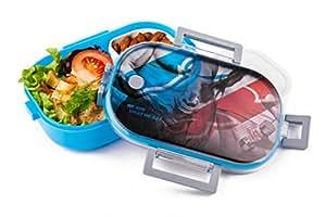 lunchbox sportliches design artic dichter beh lter f r essen der perfekte brotdose f r ihre. Black Bedroom Furniture Sets. Home Design Ideas