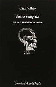 Poesías completas par César Vallejo