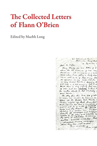 The Collected Letters of Flann O'Brien (Irish Literature) por Flann O'Brien