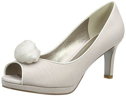 Jacques Vert Rose Trim, Escarpins femme Beige (Mid Neutral)